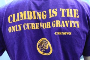 Climbing, bouldering — it is time for Rock and Rumble at WCU