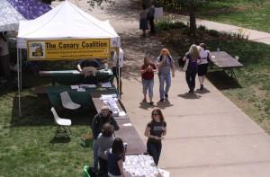 WCU celebrates Earth and Wellness day