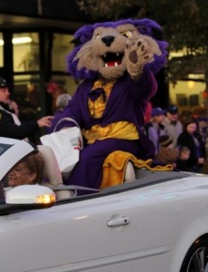Bring on your floats, your banners and your school spirit, Catamounts!