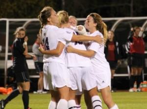 Catamounts women soccer defeats Appalachian State; earns berth in SoCon Tournament