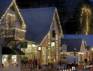 Dillsboro lights up WNC holiday season
