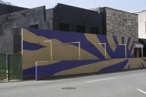 "Western Carolina University ""Paints the Town Purple"""