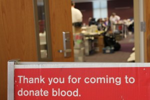 One-day blood drive goes beyond goal