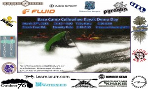 Base Camp Cullowhee Demo Day