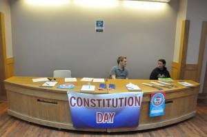 WCU celebrates Constitution Day