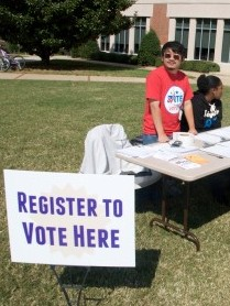 Voter Registration Day makes voting count