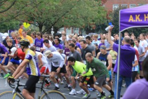 WCU Mountain Heritage Day 5k goes by in a flash
