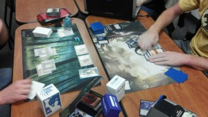 Magic: The Gathering gathers WCU students together