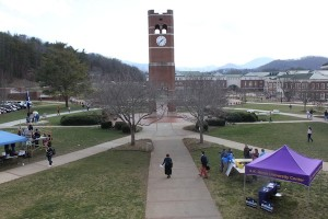 "WCU students: ""Why I voted"""