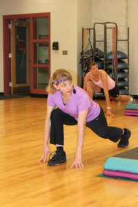 WCU professor has passion for fitness