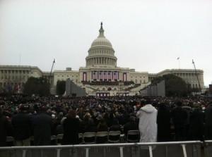 President Obama speaks progressively at inauguration