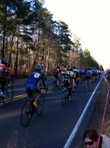 Wolfpack Classic road race