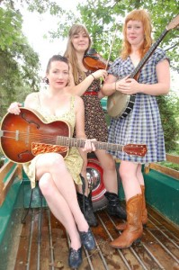 Locust Honey String Band to perform at WCU