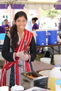 International Festival offers tastes from around the world