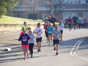 WCU 3rd annual Valley of the Lilies Half Marathon and 5k