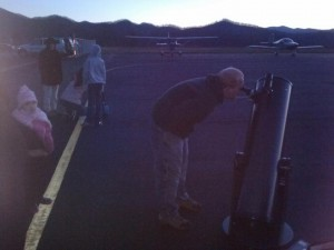 "WCU's ""Star Party"" kicks off N.C. Science Festival for 2013"