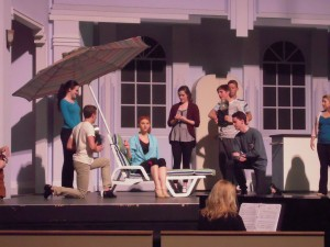 """The Drowsy Chaperone"" makes its way to WCU"
