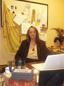 Susan Brown-Strauss: professor, designer, leader