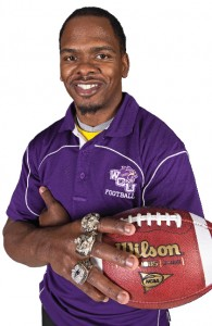 NFL veteran David Patten returns to WCU