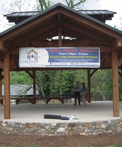 Concerts on the Creek returning this Friday in Sylva
