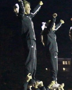 WCU pep rally prepares students for homecoming game