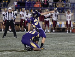 Catamounts break Elon to cap off 2013 Homecoming