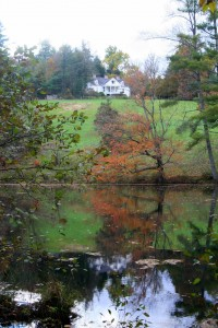 Good exercise and fall foliage: hiking at Carl Sandburg's