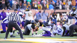 Catamounts falter against rival Appalachian State