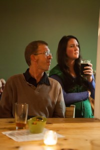Nicole Dexter, right, owner of Innovations Brewing Company
