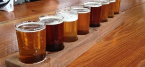 The local draft market has seen a surge over the last two decades. Photo courtesy of Innovation Brewery.