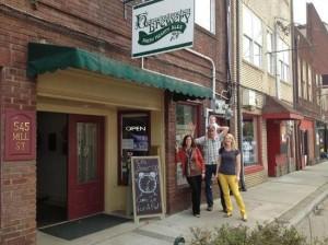 Heinzelmannchen Brewery, Sylva, NC