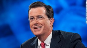 Stephen Colbert (photo c/o CNN)