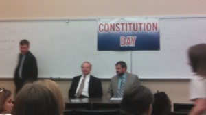 NC Constitution as important as US Constitution?