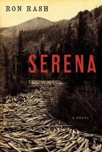 "Ron Rash discusses ""Serena"""