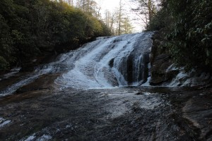 Waterfalls of Panther Town Valley