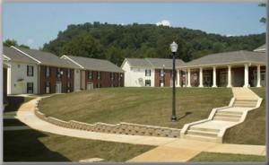 """The Village"" at Western Carolina University Photo Courtesy: Western Carolina University"