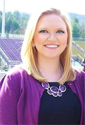 Carolina Pierce, the new SGA president. Photo from SGA website.