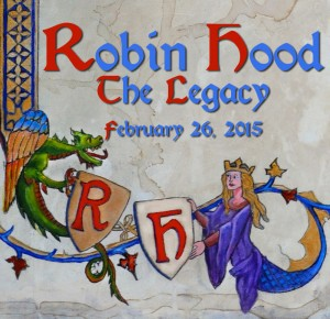 """Robin Hood- The Legacy"" will be coming to Western Carolina University. Photo Courtesy of Dr. Bruce Frazier."