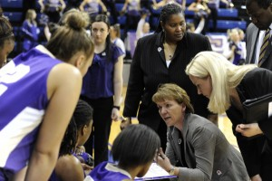Lady Cats go cold, bounced from SoCon Tournament