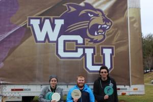 WCU disc golf – national contenders