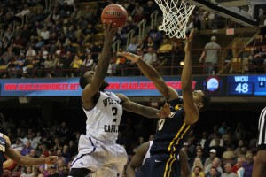 Western Carolina escapes ETSU in overtime, to face Wofford in semifinals