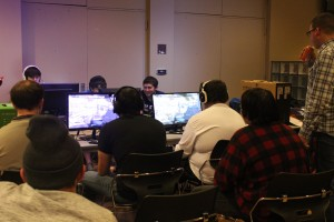 Gamers unite for annual Tournament