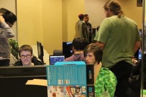 Game Tournament Taken by Michaella Neal