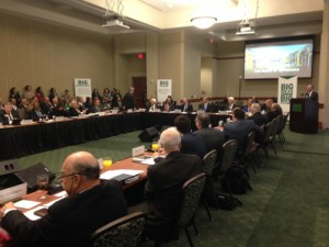 The UNC Board of Governors met at UNC-Charlotte. Photo courtesy: Dave DeWitt