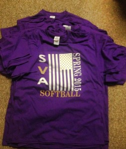 Student Veterans Association prepares for first ever softball season