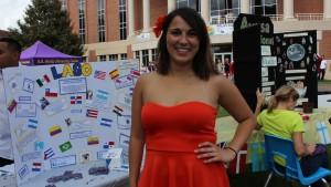 WCU Senior Miranda Welgos