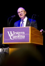 WCU chancellor, wife pledge $1.23 million in gifts for student scholarships