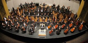 Artist in Residence program brings Asheville Symphony to WCU