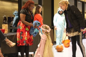 """Hall-O-Ween"" in the Ramsey Center"
