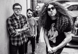 Coheed and Cambria band since 2001. Photo from Google